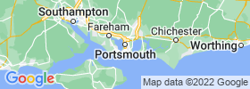 Portsmouth map