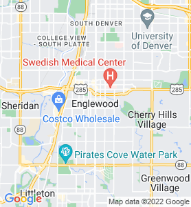 Englewood CO Map
