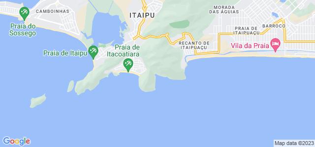 Enseada do Bananal, Itacoatiara, Niterói, Rio de Janeiro