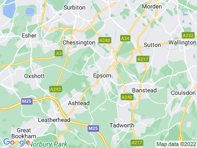 Personal Injury Solicitors in Epsom and Ewell