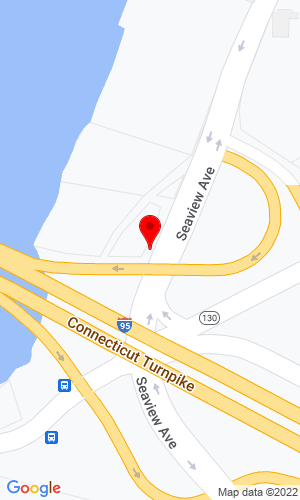 Google Map of Equipment Mart of New York 1137 Seaview Avenue, Bridgeport, CT, 06610
