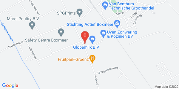 Google Map of Erflanden 4, Boxmeer