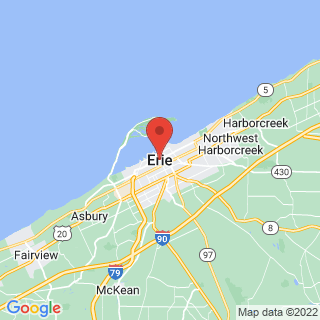 Erie, Pennsylvania industrial painting service area