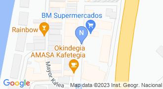 Amasa-villabonako udaletxea mapa
