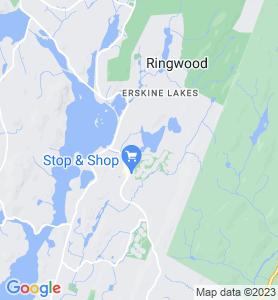 Erskine NJ Map