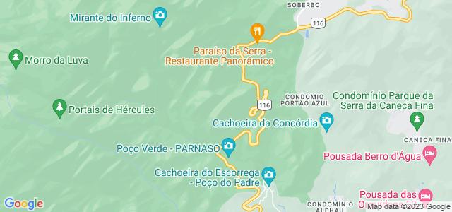 Escalavrado, Parque Nacional da Serra dos Órgãos - RJ