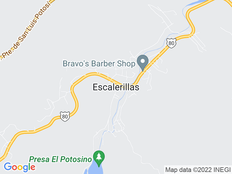 Escalerillas, San Luis Potosi