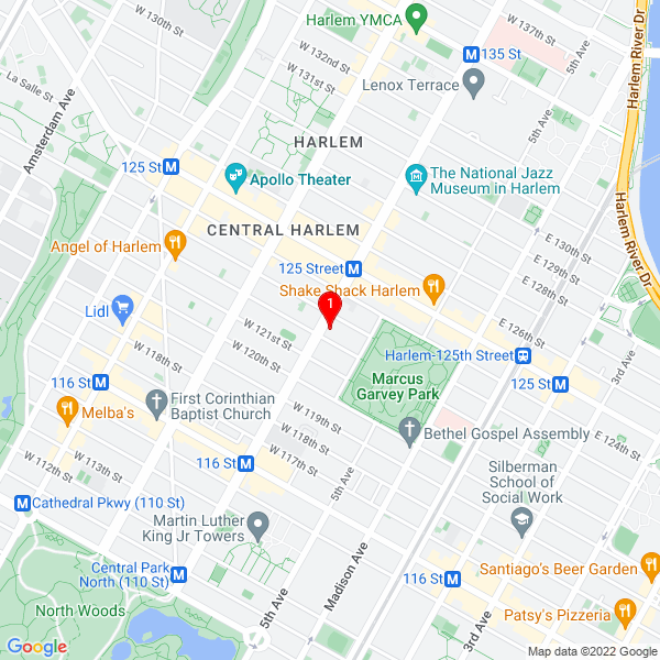 Google Map of Espace L