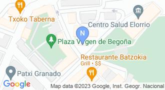 BAR LEKU-EDER mapa
