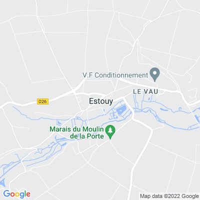bed and breakfast Estouy