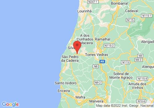 Localisation de Campotec