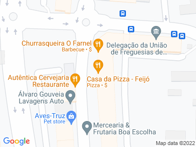 Google Map of Estrada Algazarra 31B, Almada,Portugal