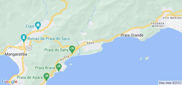 Estrada da Cachoeira s/nº - Rodovia Rio-Santos - Km 423 - Vale do Sahy - Mangaratiba – RJ