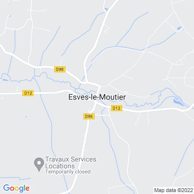 bed and breakfast Esves-le-Moutier