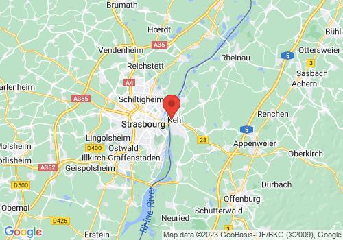 Localisation de EUROTRANSIT