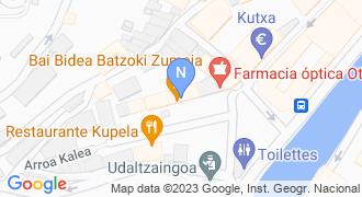 Bai Bidea mapa