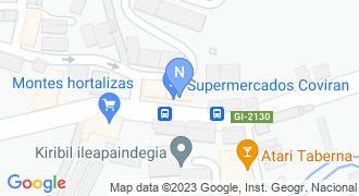 Errazkin-Artola mapa