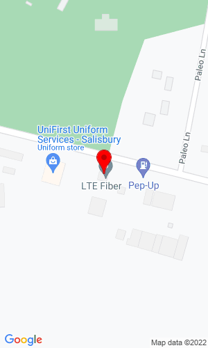 Google Map of Evans Builders 706 Naylor Mill Rd, Salisbury, MD, 21801