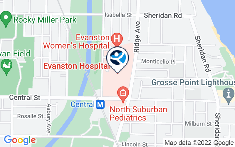 NorthShore University Health System - Evanston Hospital Location and Directions