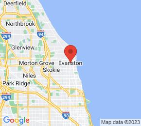 Job Map - Evanston, Illinois  US