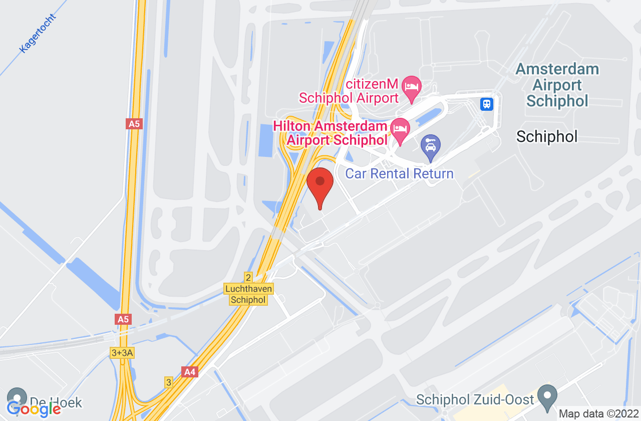 Schiphol Real Estate BV on Google Maps