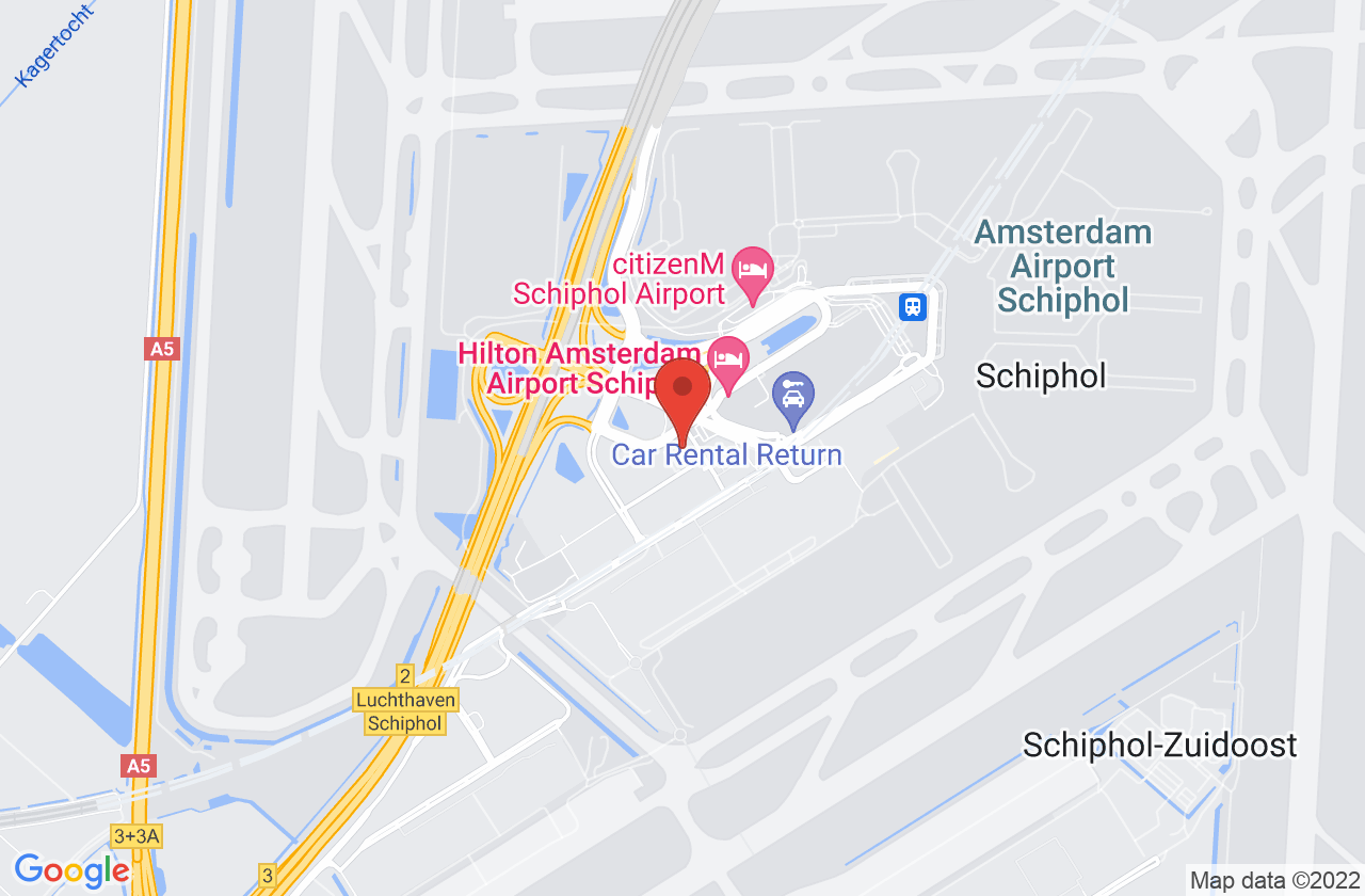 Business Infrastructure Man. Schiphol B.V. on Google Maps
