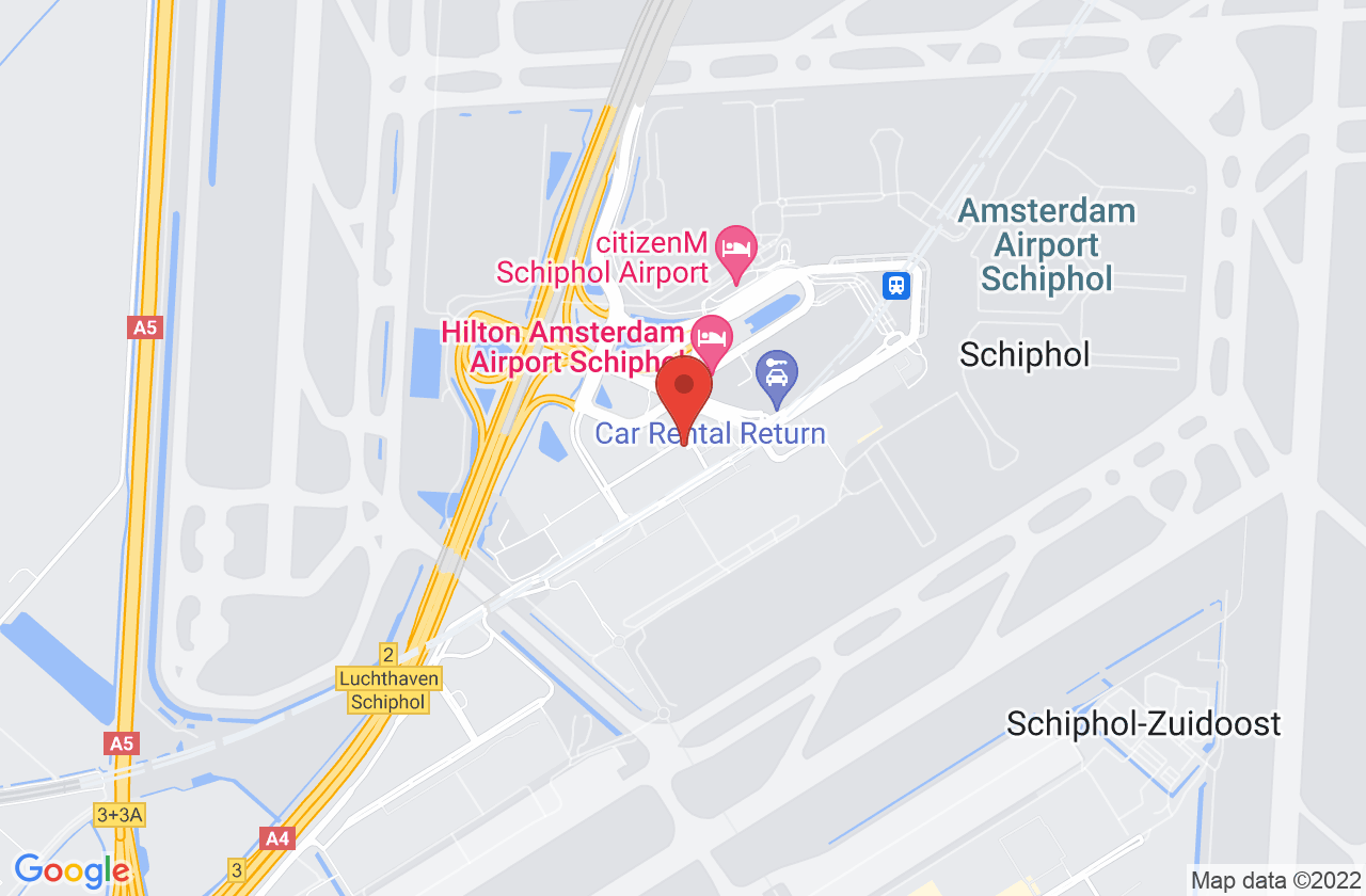 Turkish Airlines Inc. on Google Maps