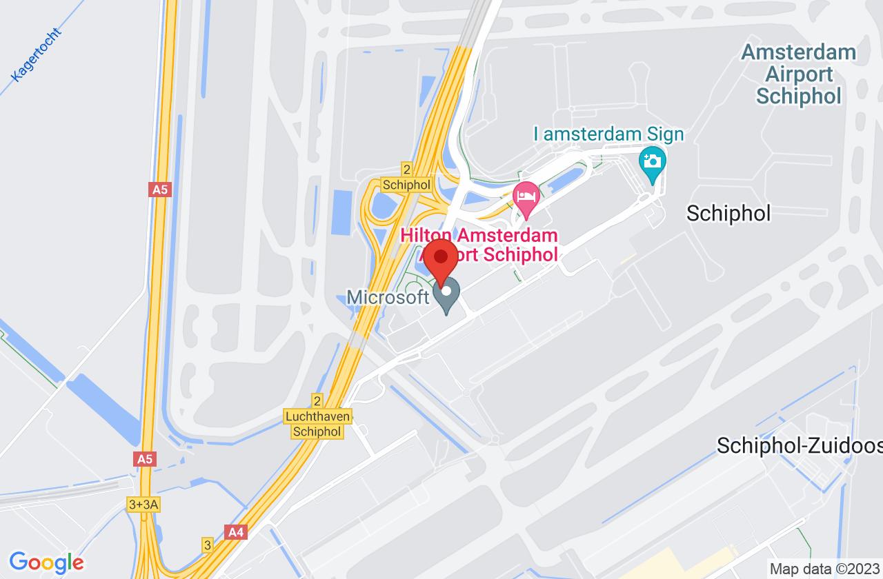 Trigion Aviation Security ZIT NIET MEER OP SCHIPHOL on Google Maps