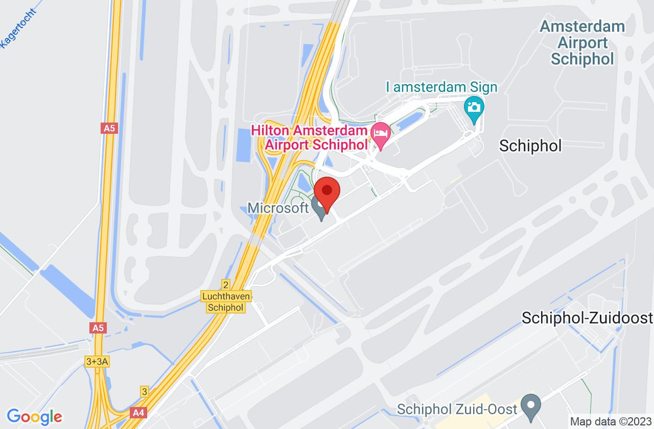 Microsoft B.V. on Google Maps
