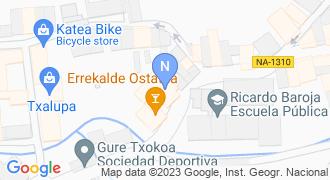 SAROBE OKINDEGI GOZOTEGIA mapa