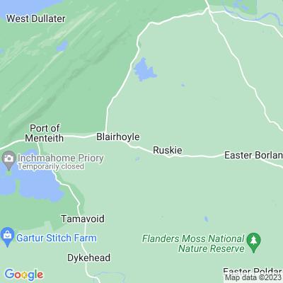 Blairhoyle Location