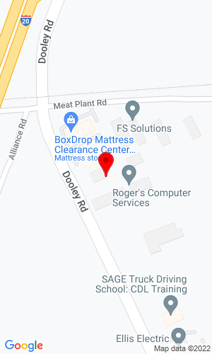 Google Map of FQS Bear Equipment, Inc. PO Box 84039, Lexington, SC, 29073