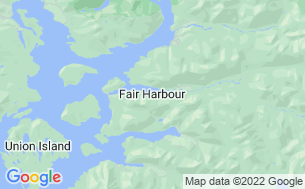 Map of Fair Harbour Marina and Campground