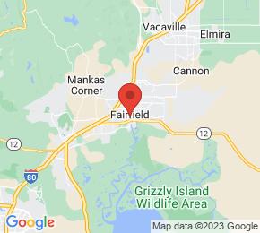 Job Map - Fairfield, California  US