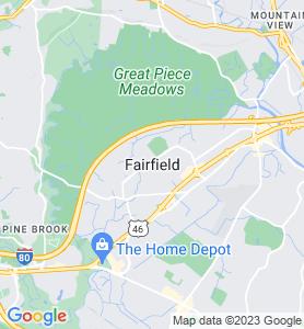 Fairfield NJ Map