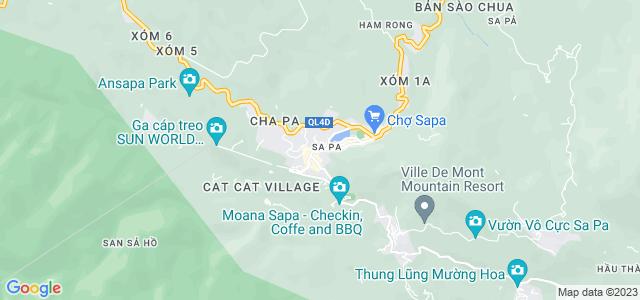 Fansipan, Fansipan National Park, Sapa, Lao Cai, Vietnã