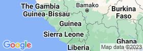 Faranah map