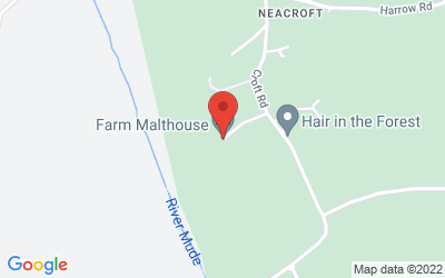 Map of Malthouse Farm