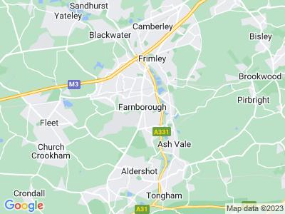 Personal Injury Solicitors in Farnborough