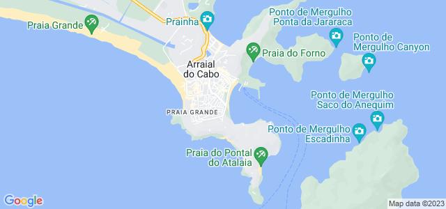 Farol Velho, Reserva da Ilha do Farol, Arraial do Cabo - RJ