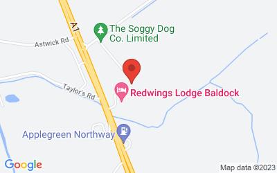 Map of Farrowby Farm