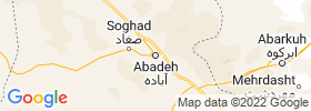 Abadeh map