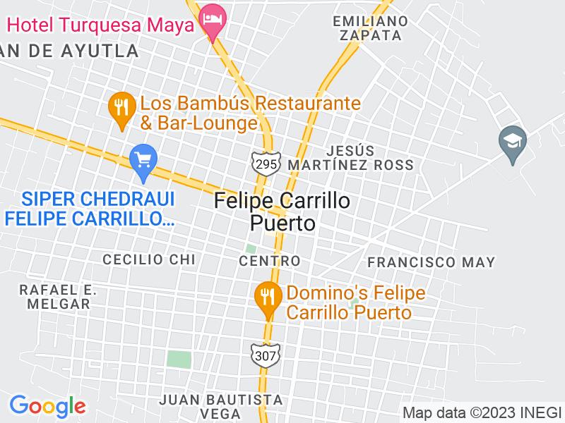 Felipe Carrillo Puerto, Quintana Roo