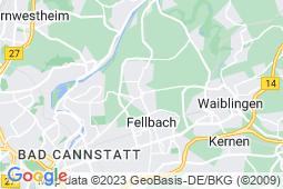 Fellbacher Straße 9, 70736 Fellbach, DE