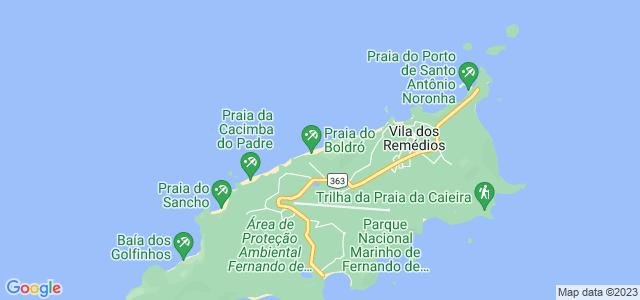Fernando de Noronha, Pernambuco, Brasil