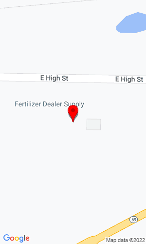 Google Map of Fertilizer Dealer Supply, Inc. 311 Sunnyside Drive, Milton, WI, 53563