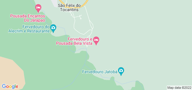 Fervedouro Bela Vista, Jalapão, Tocantins