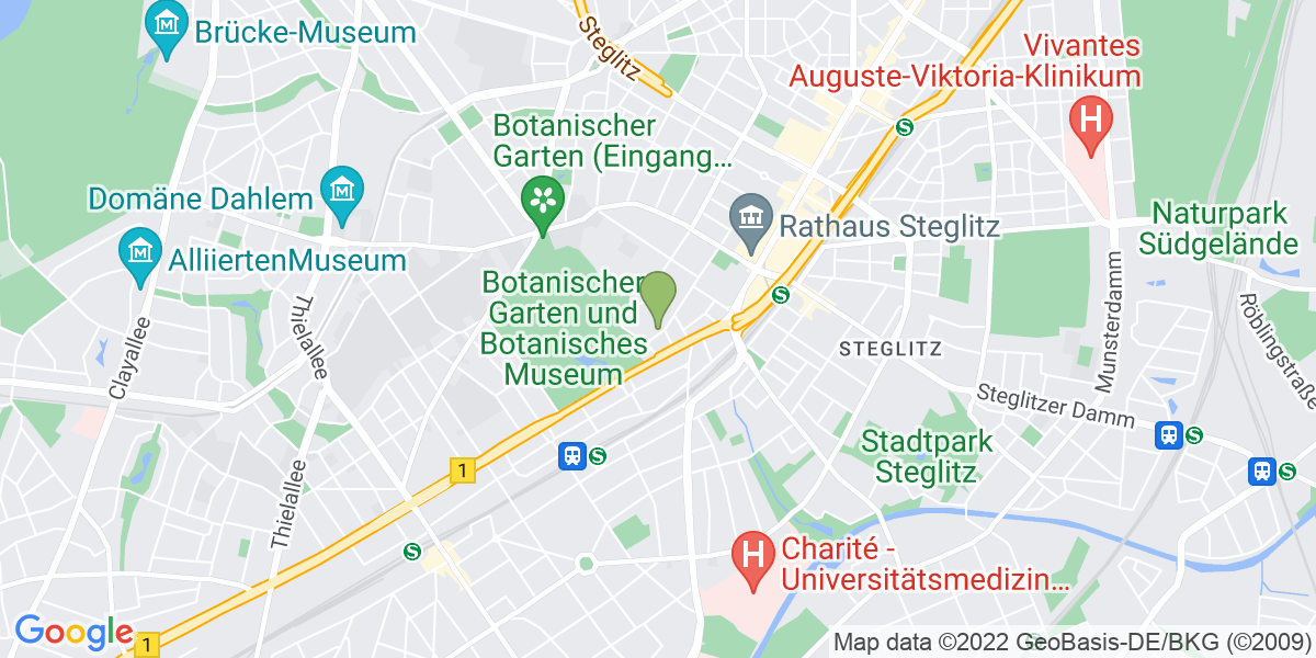 Google Map of Fichtenberg-Oberschule, Rothenburgstraße, Berlin