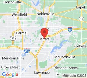 Job Map - Fishers, Indiana  US