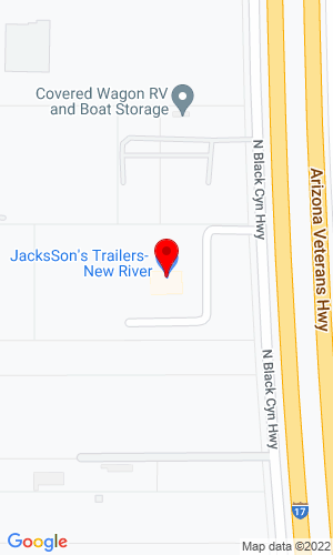 Google Map of Flag Rental And Sales 43912 North Black Canyon Highway, Phoenix, AZ, 85087